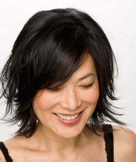 Cute and Charming Flip Out Bob Cut