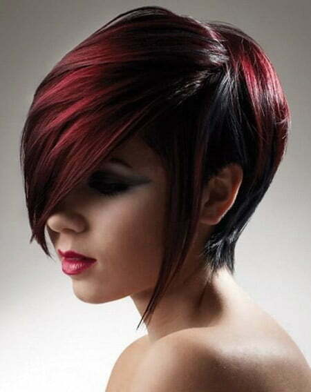 Short Cuts With Color Short Hairstyles 2017 2018 Most Popular