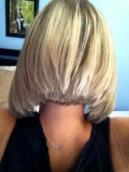 Exceptional Short Layered Haircuts Front And Back View
