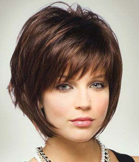 Fabulous Graduated Bob Cut