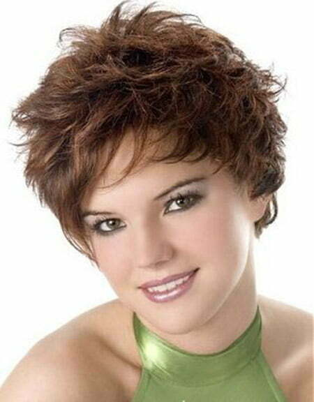 Fabulous Messy Pixie Hairstyle
