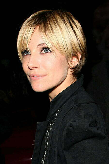 Fabulous Pixie Cut with Awesome Bangs