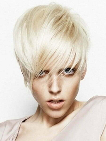 Fantastic Lovely Pixie Cut