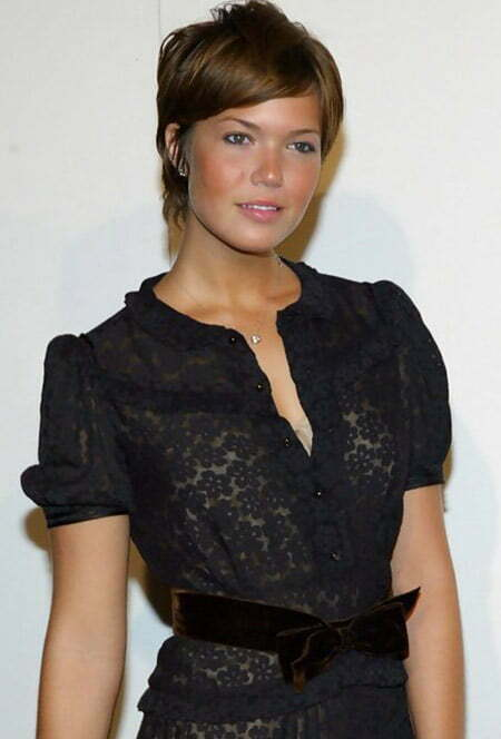 Fantastic Pixie Cut by Mandy Moore