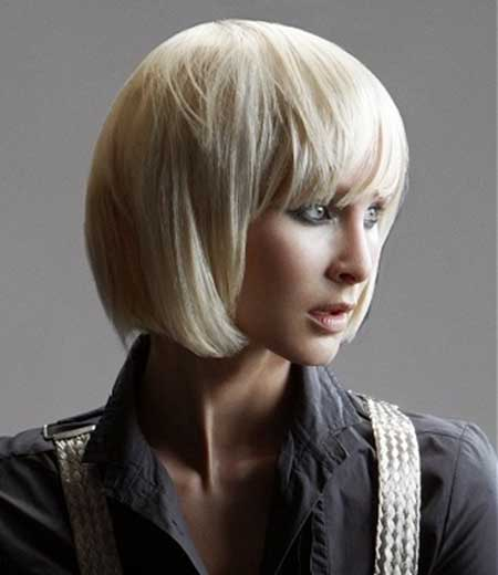 Fantastic Short Bob Hairstyle