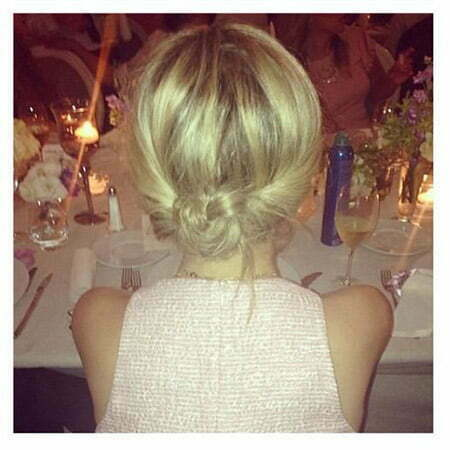 Fantastic Wedding Hairstyle with Braided Back