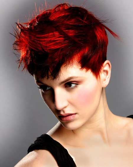 Great Hair Colors For Short Hair Short Hair Colors