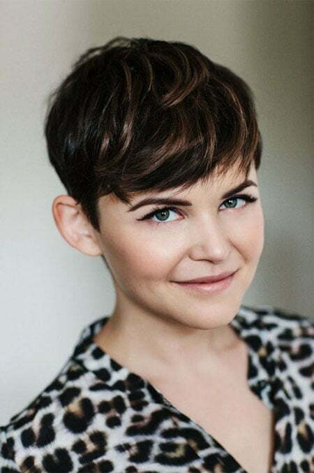 Ginnifer Goodwin Hair Color