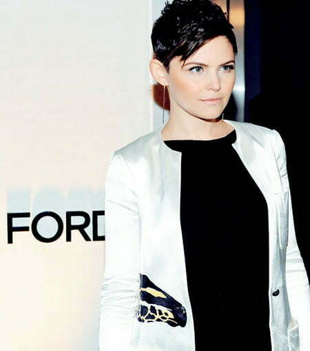 Ginnifer Goodwin Pixie Haircut Pictures