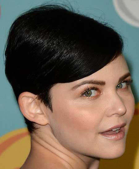 Ginnifer Goodwin short hairstyle