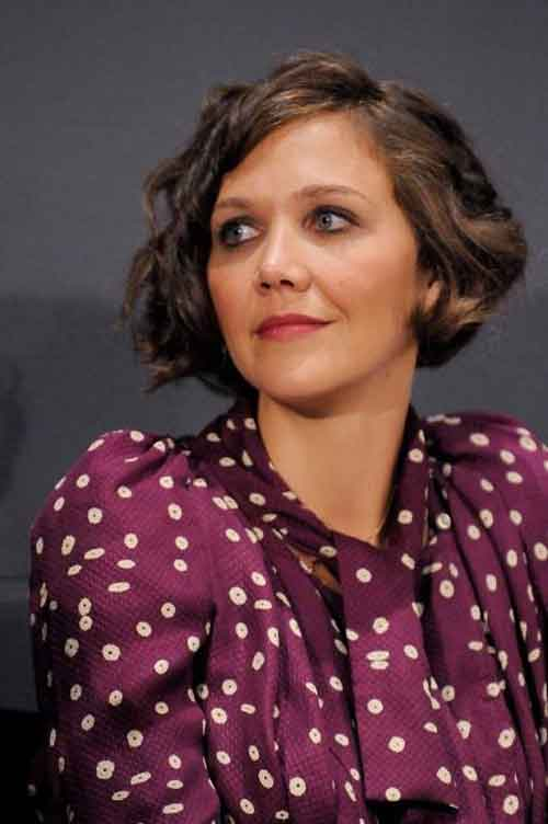 Good Short Haircuts for Wavy Hair-1