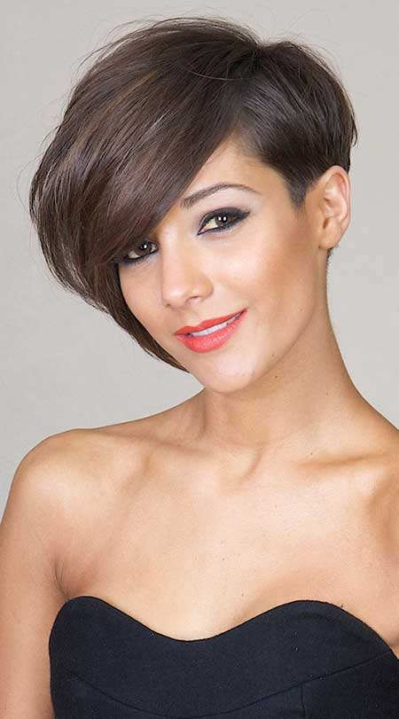 Gorgeous Asymmetric Bob
