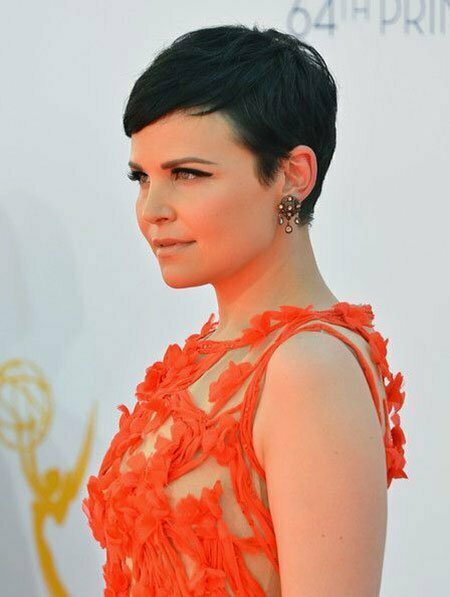 Jennifer Goodwin's Cool Pixie Cut