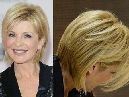 Best Short Haircuts Older Women | Short Hairstyles 2016 - 2017 ...