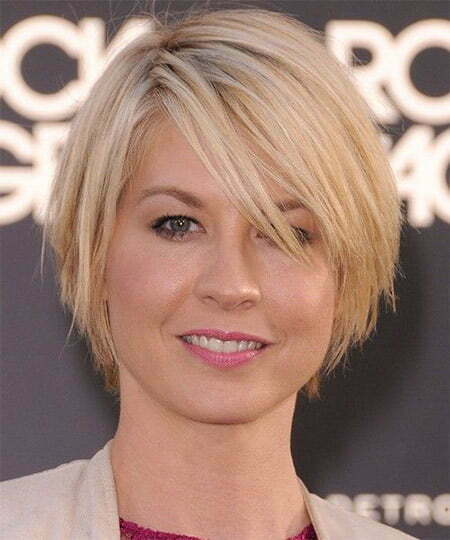 Lovely Layered Bob Cut