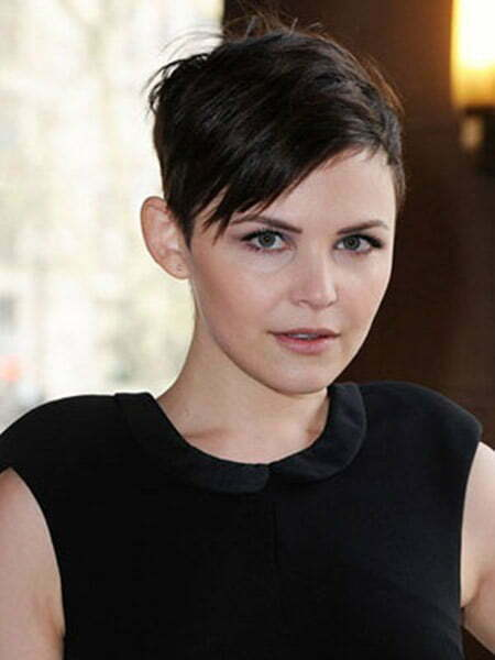 Lovely Pixie Cut by Ginnifer Goodwin