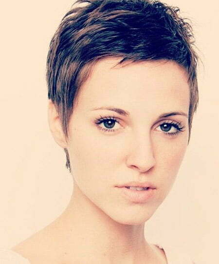 hairstyle this hairstyle is definitely a charming and lovely pixie cut