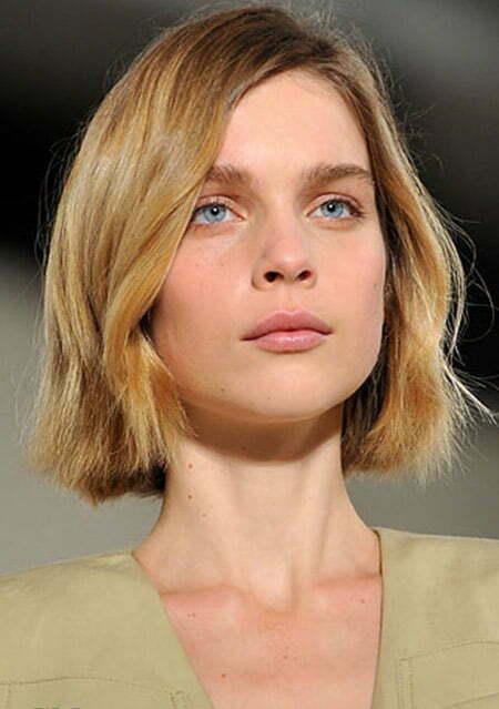 Lovely and Charming Bob Cut