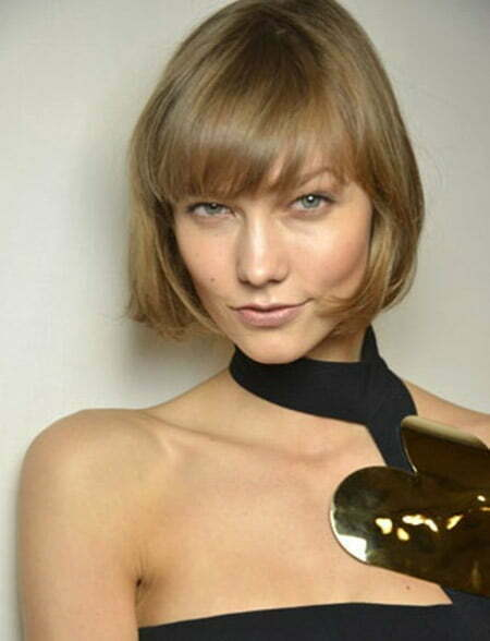Lovely and Charming Classic Bob Cut