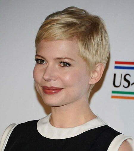 Lovely and Charming Pixie Cut