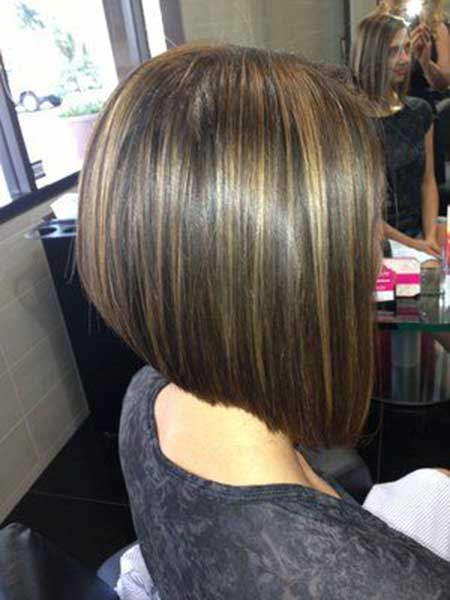 Medium to Long Beautiful Bob