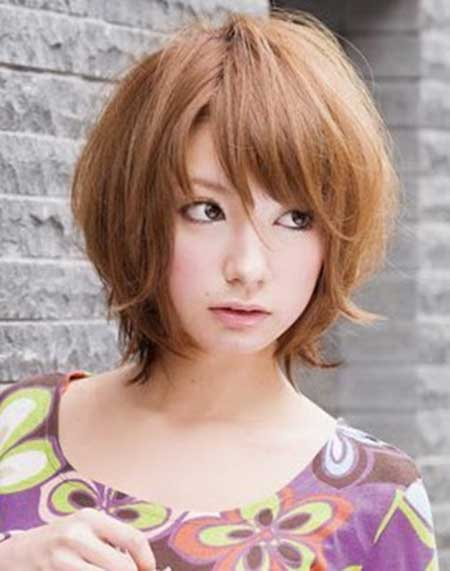 Japanese Teen Hairstyles Short Japanese 51