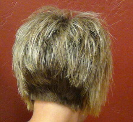 Fine Back View Of Short Haircuts Short Hairstyles 2016 2017 Most Short Hairstyles For Black Women Fulllsitofus