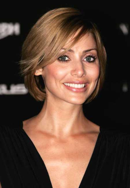 Natalie Imbruglia Short Hairstyle