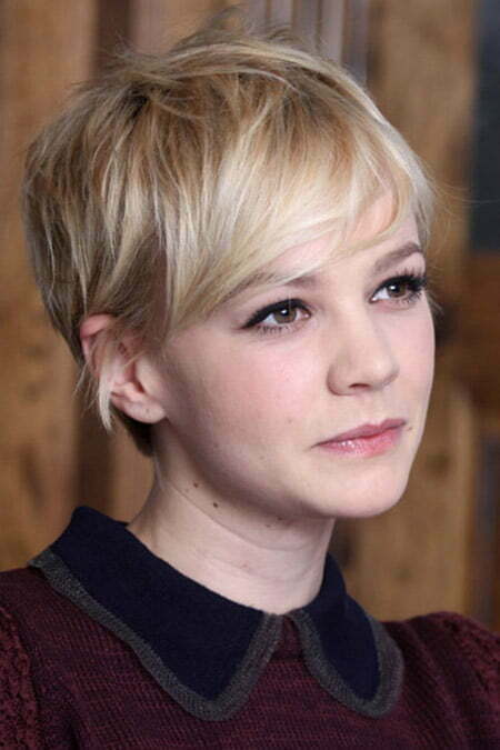 Nice and Cool Pixie Cut