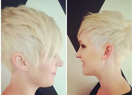 Perfect Pixie Haircut