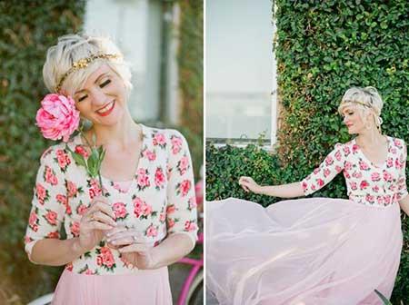 Photos of Bridal Hairstyles