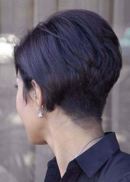 Cool Back View Of Short Haircuts Short Hairstyles 2016 2017 Most Short Hairstyles For Black Women Fulllsitofus