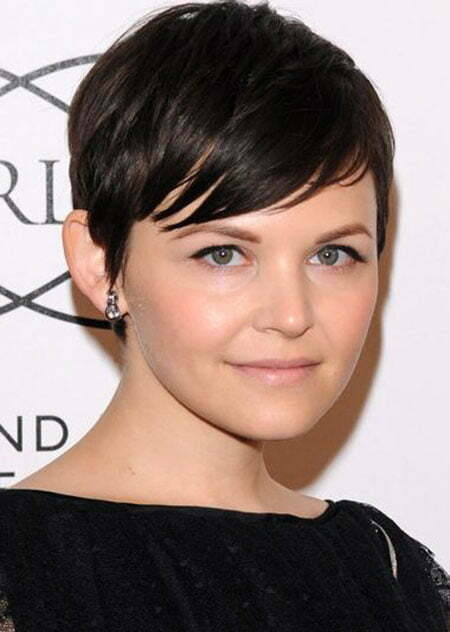 Ginnifer Goodwin Pixie Hairstyles