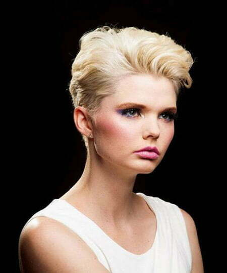 Ravishingly Attractive Pixie Cut