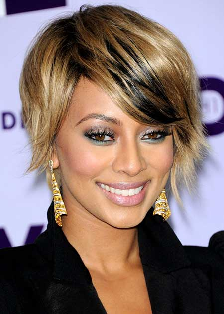 Ravishingly Short Layered Hairstyle
