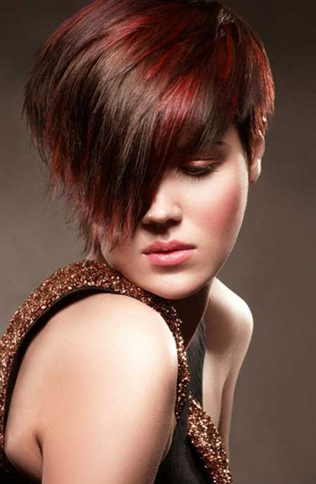 Latest Straight Short Hairstyles