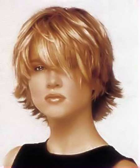 Rough and Messy Bob Hairstyles
