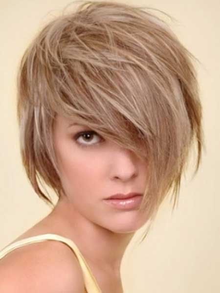 Short Beautiful Bob