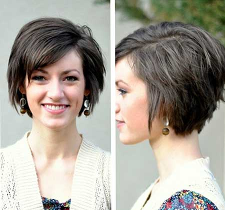 Short Bob Cut Short Bob Haircuts With Bangs 2014