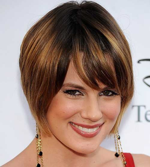 Short Bob Haircuts Pictures-8