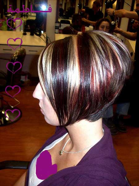 Great Hair Colors for Short Hair  Short Hairstyles 2016  2017  Most Popula