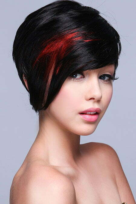 Short Cute Hairstyles For 2014