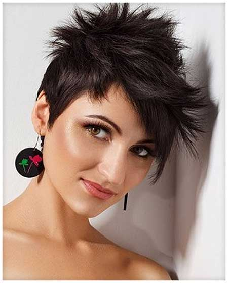 Incredible Cute Short Haircuts For Oval Faces Short Hairstyles 2016 2017 Short Hairstyles Gunalazisus