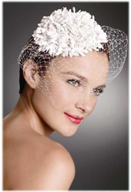 Short Haircuts for Brides-10