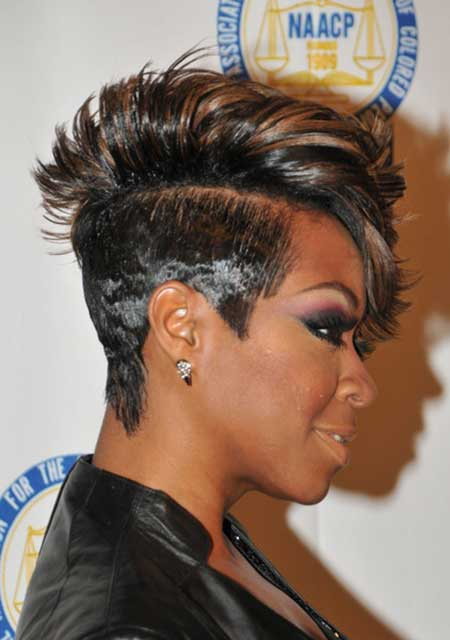Magnificent 25 Nice Short Hairstyles For Black Women Short Hairstyles 2016 Hairstyles For Men Maxibearus