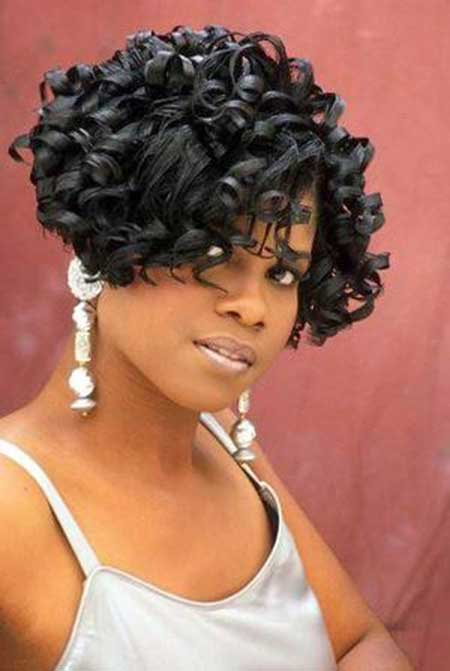 Fabulous 25 Nice Short Hairstyles For Black Women Short Hairstyles 2016 Hairstyles For Women Draintrainus