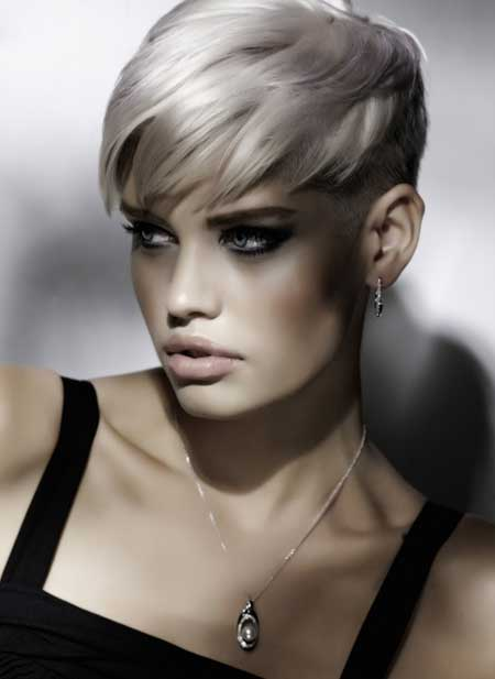 New Trendy Short Hairstyles 2013 Short Hairstyles 2016 2017