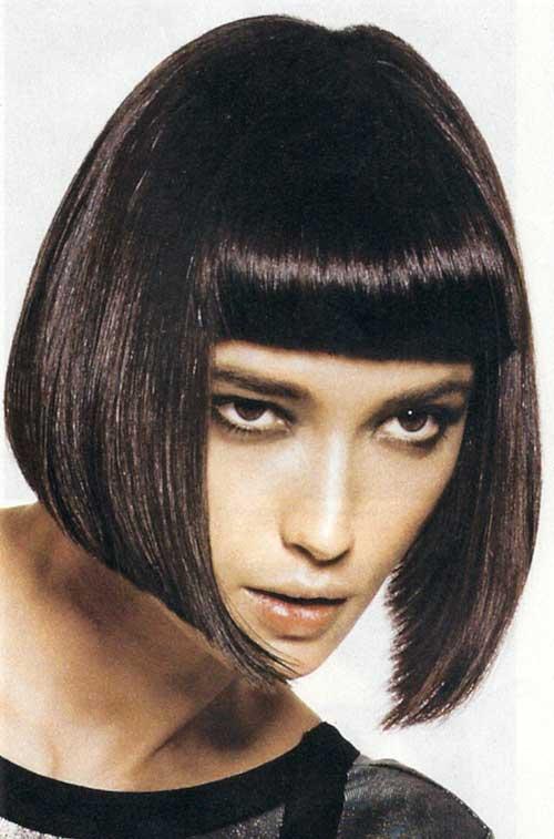 Short Straight Haircuts-9