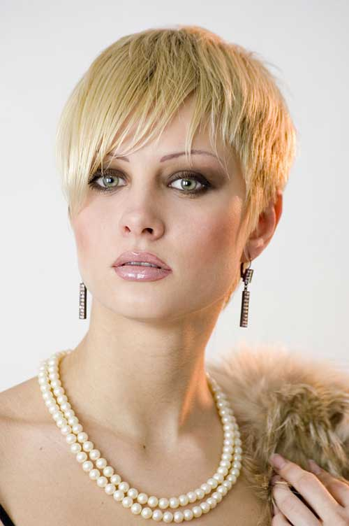 Short Wedding Hairstyles -11