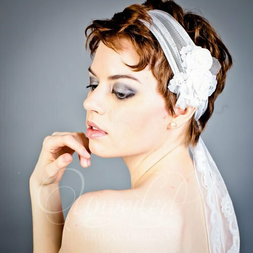 Short Wedding Hairstyles-4